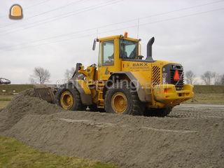 Volvo L 90 E Omgeving Roosendaal