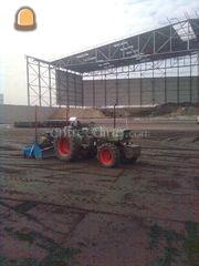 Tractor + kilver Omgeving Steenbergen