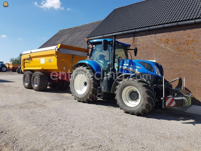 New holland + VGM ZK22