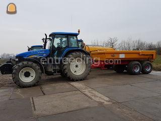 New Holland + VGM ZK8 Omgeving Hoekse Waard
