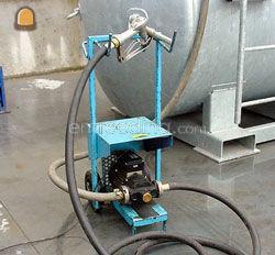 dieselpompen 230 V Omgeving Antwerpen