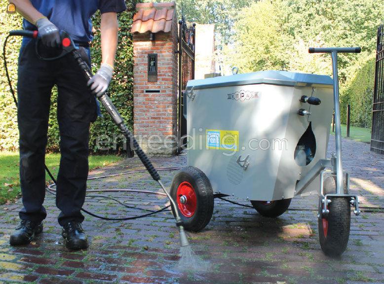 Onkruid heetwatermachine 230 V