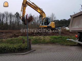 Verhuur machinist 24/24 7... Omgeving Mechelen
