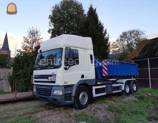transport met containerwa... Omgeving Mechelen