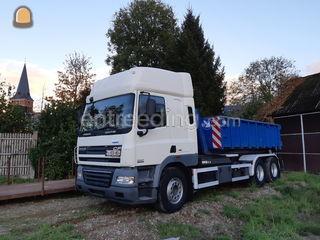 daf cf 410 containervrach... Omgeving Mechelen
