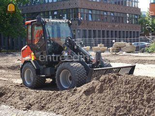 gaint 5003xtra Omgeving Haarlem