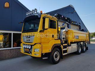 Knijperwagen 6x6H BL MAN Omgeving Breda