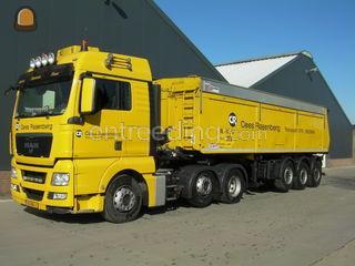 Kippertrailer On Board As... Omgeving Breda