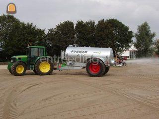 Tractor + waterwagen (850... Omgeving De Ronde Venen