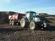 New Holland 6080 + BECO 260