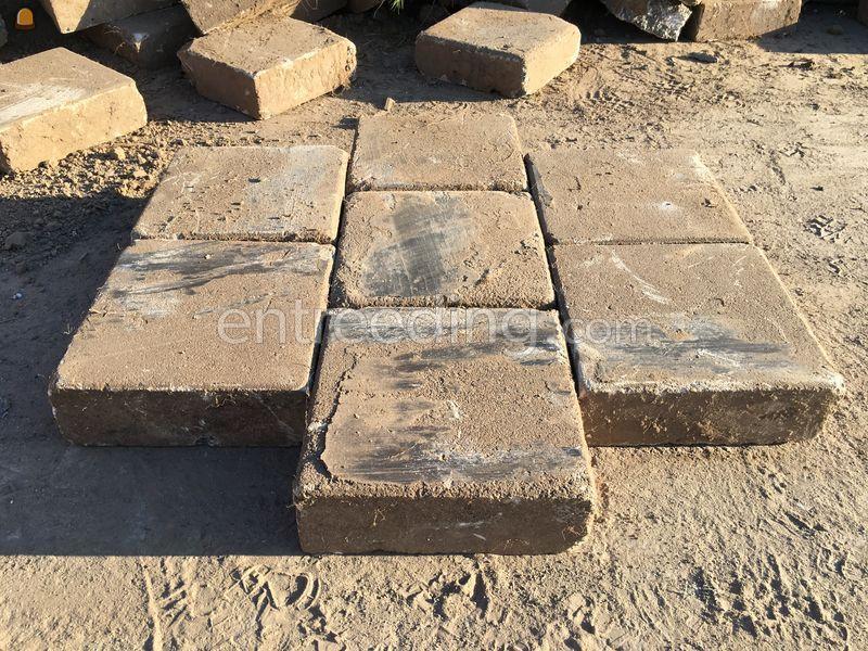 Gratis betontegels af te halen
