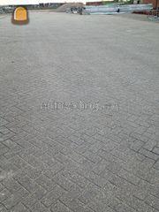 Betonstraatstenen / beton... Omgeving Zevenbergen