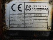 Eurosteel Gebruikte dieplepelbak CW55-breed