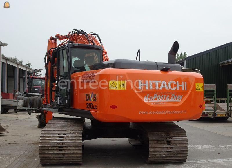Hitachi 210