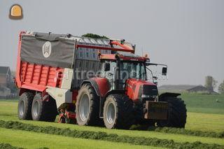 Case + Lely Tigo XR 65 Omgeving Alphen a/d Rijn
