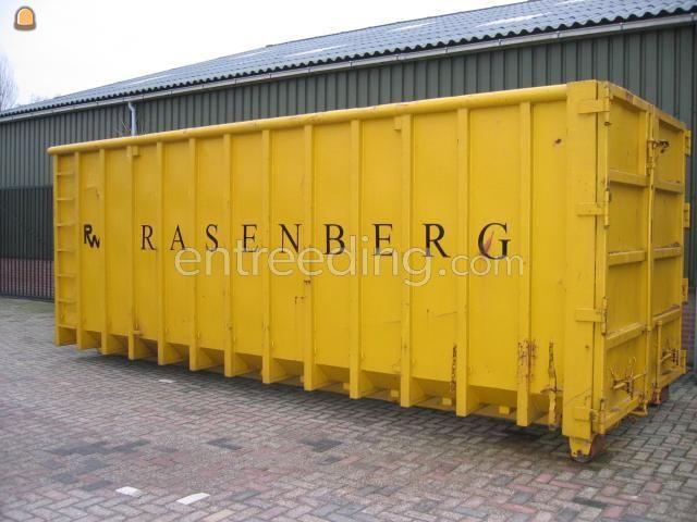 Open containers Vervelde