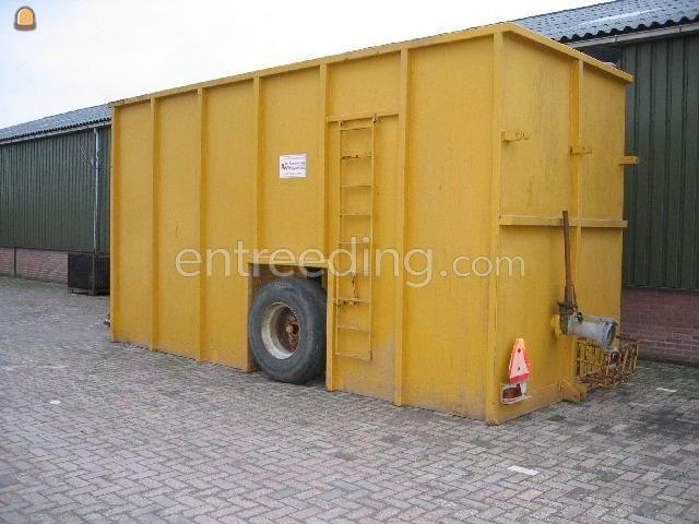 Vloeistofdichte containers Veenhuis