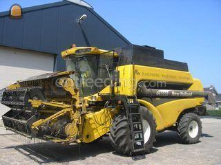 New Holland  CS660 Omgeving Breda