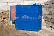 4 m3 geslotencontainer