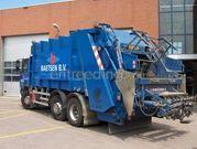 Vuilniswagen Bedrijfsafval en vuilniswagen