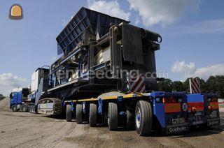 Diepladers tot 250 ton Omgeving Eindhoven