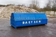 12-15 m3 geslotencontainer
