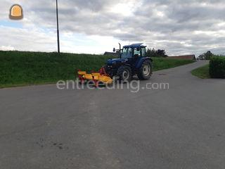 Tractor en rolbezem Omgeving Gorinchem