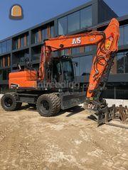Doosan DX-140W Omgeving Antwerpen