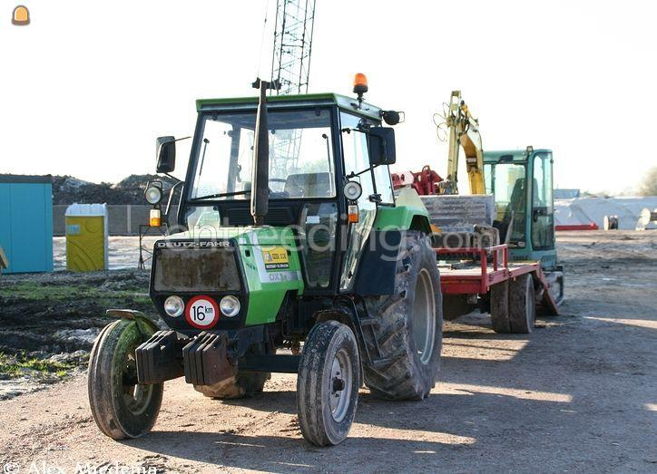Tractor Case IH 633