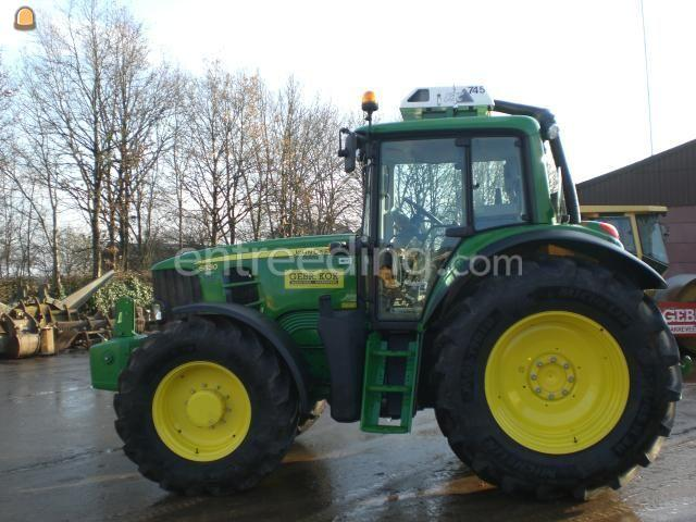 Tractor JD 6830
