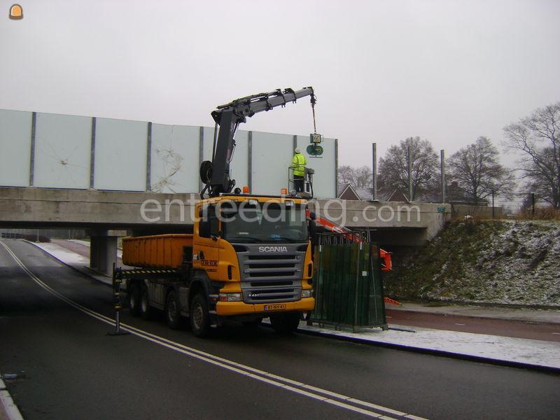 Scania R480b