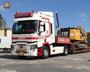 Renault trekker Omgeving Antwerpen