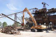 Rupsgraafmachine Case CX330 HRD High Reach Demolition