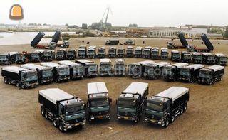 Mercedes bouwvoertuigen Omgeving Kamerik