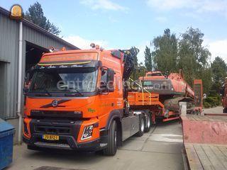 dieplader + 62 ton/m kraa... Omgeving De Drechtsteden