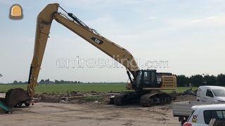 Cat 340 F LRE Omgeving Sliedrecht