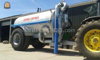 tractor+ 11 m3 waterwagen Omgeving Purmerend