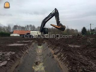 verhuur grondverzetmachin... Omgeving Herentals, Turnhout