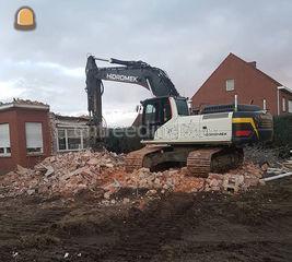 Afbraak- en ontmantelings... Omgeving Herentals, Turnhout