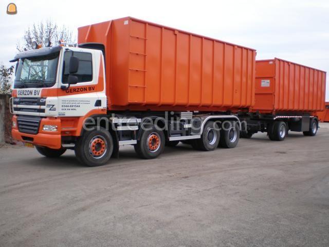 Kippervrachtauto DAF CF 85 460 euro 5