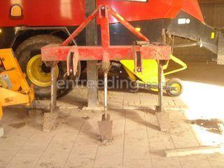 Tractor + Woelpoot Omgeving Maasdriel