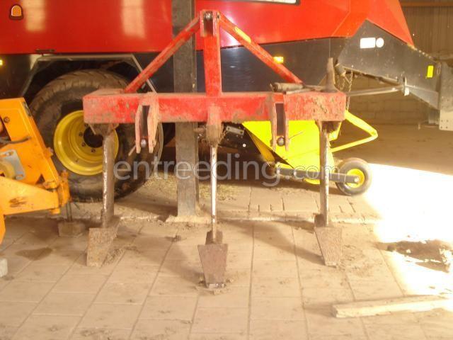 Cultivators Tractor + Woelpoot