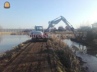 verlenggiek voor de tb 17... Omgeving Rotterdam