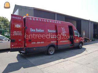 Monteur + servicewagen Omgeving Voorne-Putten