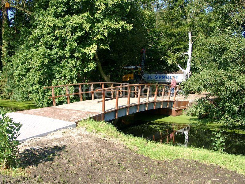 Nieuwbouw bruggen 10 ton