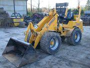 Wiellader / shovel Giant V 5002