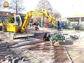 Ervaren stratenmaker Omgeving Weesp