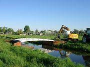 Nieuwbouw bruggen 5 ton