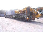 Dieplader laadverm. 32 ton