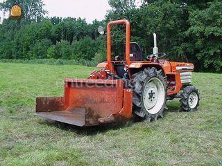 Tuin& park tractor met Gr... Omgeving Weesp